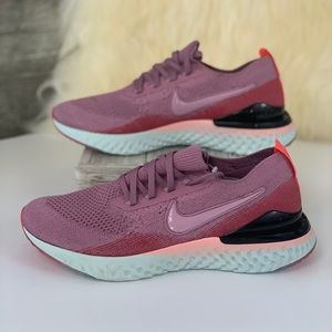 Nike Epic React Flyknit Womens size 8